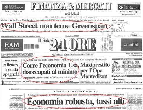 Anno 2000 analisi - easytrend